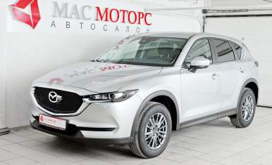 Mazda CX-5 Серебряный металлик